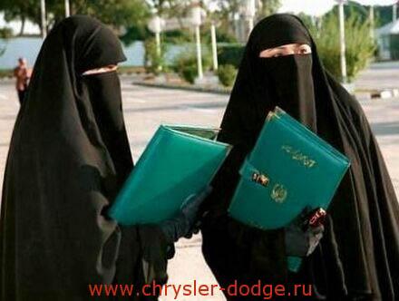 Во Франции запретили надвать хиджаб!!!!